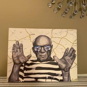 Pablo Picasso Cool Canvas Art